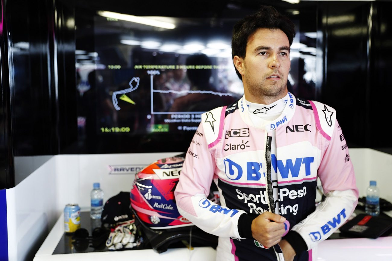 Sergio Perez, Racing Pint