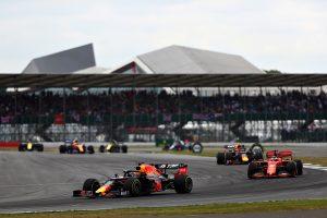 Verstappen, Vettel
