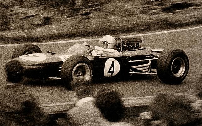 Brabham, Nurburgring, Lothar Spurzem.