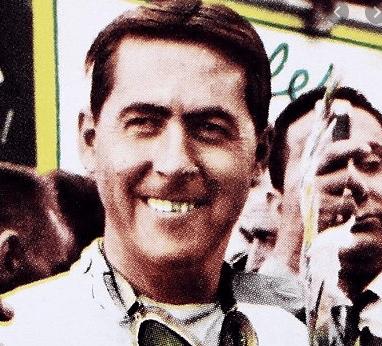 Jack Brabham, Panini