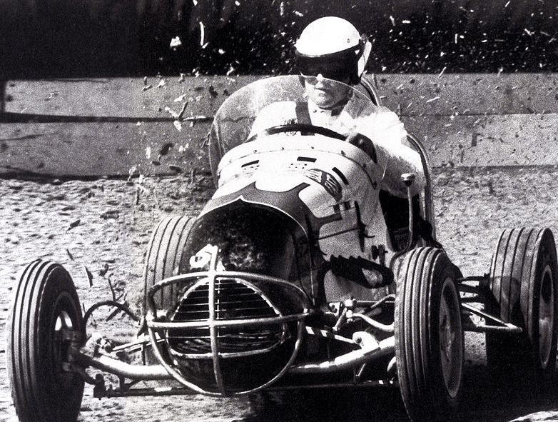 Speedcar, Peter Hamer.