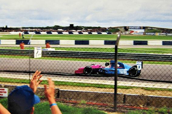 Damon Hill, 1992. Kolforn