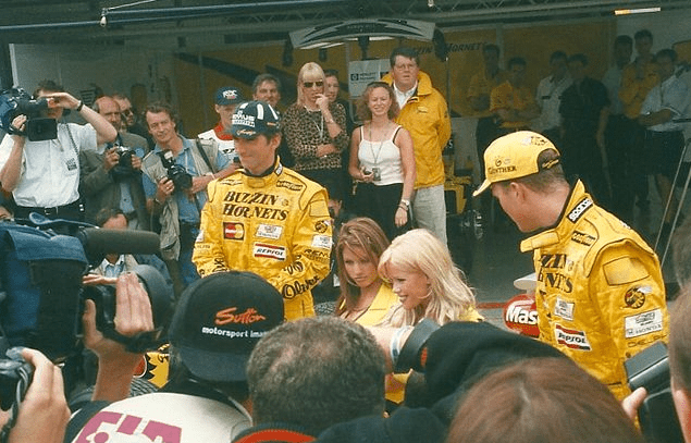Hill and Schumacher, Neil Thompson